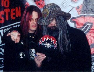 Me & Rob!