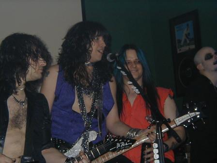 Me singin with the band....what was I thinkin?