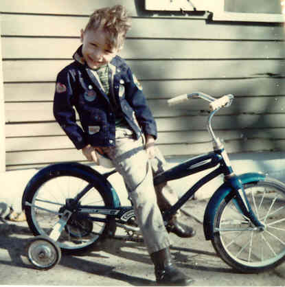 Rebel without a cause (but with training wheels)