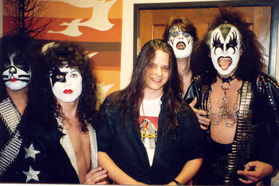 KISS tribute band 'Hotter Than Hell'