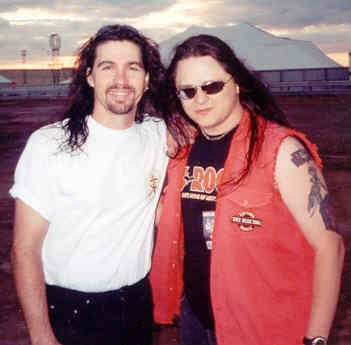 Mark Slaughter & Ponch